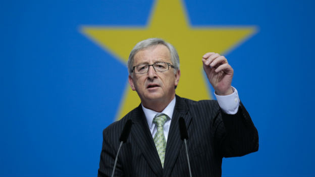Der Zentrumspolitiker Juncker wird neuer EU-Kommissionspräsident