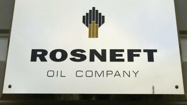 Von den Sanktionen betroffen: Der russische Ölkonzern Rosneft.