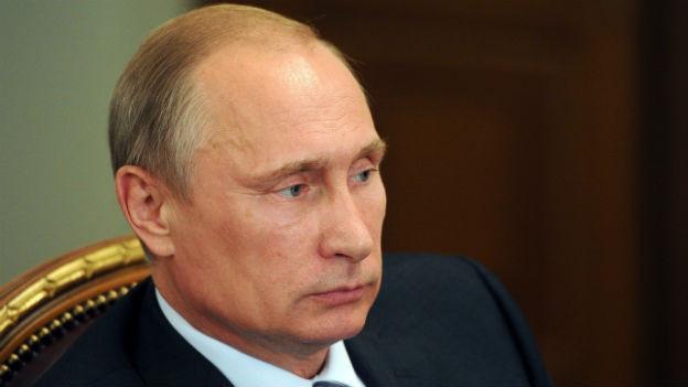 Steht der russische Präsident Putin bald mit dem Rücken zur Wand?