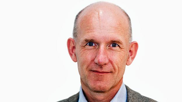 SRF-Afrika-Korrespondent Patrik Wülser.