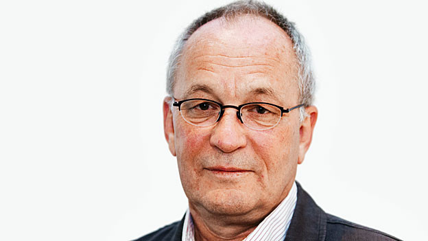 SRF-Südosteuropakorrespondent Walter Müller.