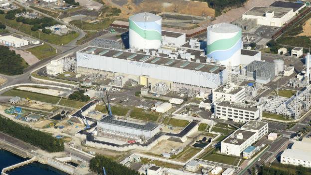 Zwei Reaktoren des AKW Sendai – es geht 2015 wieder ans Netz.