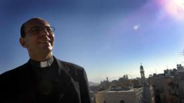 Mitri Raheb ist Palästinenser und evangelischer Pfarrer.