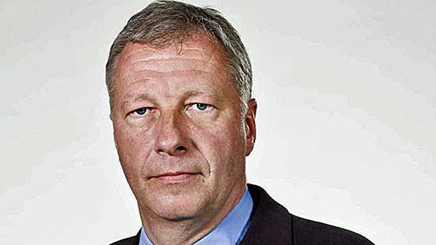Fredy Gsteiger ist diplomatischer Korrespondent von SRF.