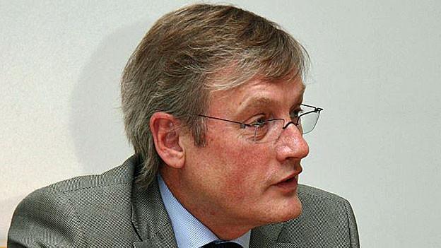 Portrait von Werner Plumpe.