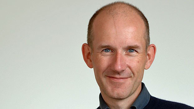 Portraitbild von SRF-Afrikakorrespondent Patrik Wülser.