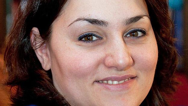 Portrait von Lamya Kaddor.