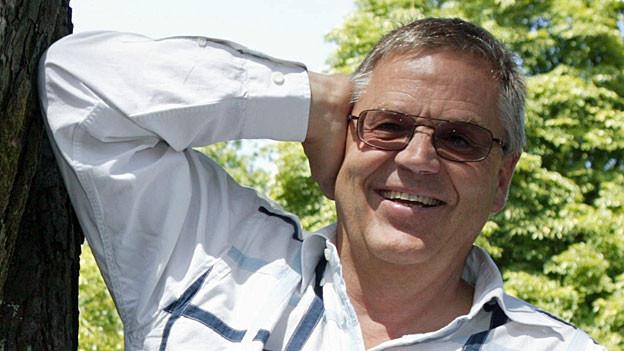 Portrait von Jürg Alltwegg.