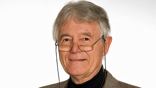 Portrait von Jürg Martin Gabriel.