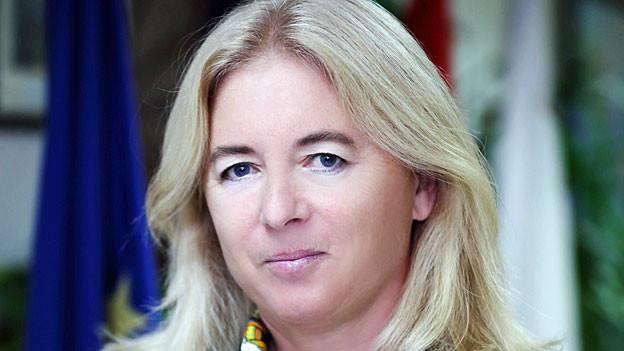 Monika Wohlfeld. Portraitbild.