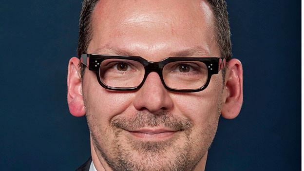 Portraitbild von Markus Hilgert.