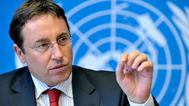 Achim Steiner ist Untergeneralsekretär bei den Vereinten Nationen. Seit 2006 leitet er das UN-Umweltprogramm UNEP.