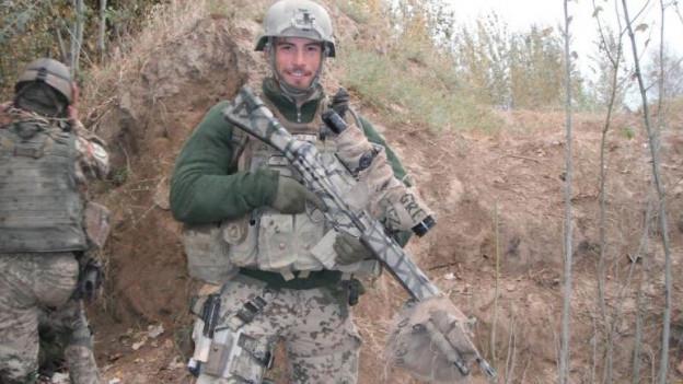 Johannes Clair war Bundeswehrsoldat in Afghanistan