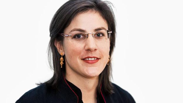 Karin Wenger, Südasienkorrespondentin SRF.