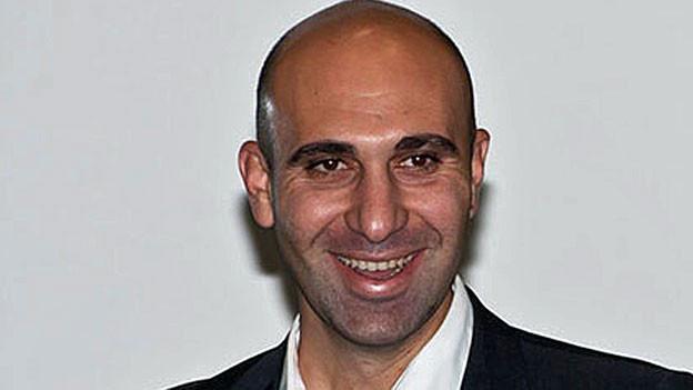 Ahmad Mansour. Portraitbild.