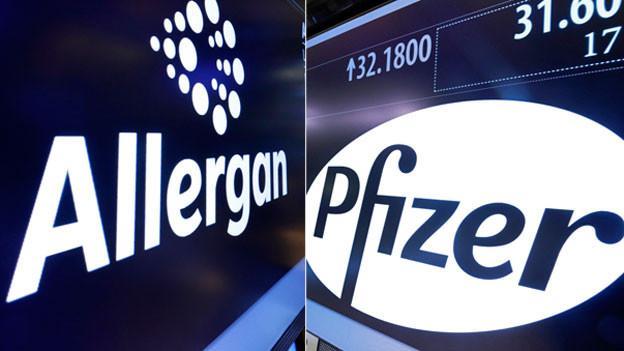 Viagra-Hersteller Pfizer und Botox-Produzent Allergan wollen gemeinsam Geschäfte machen.