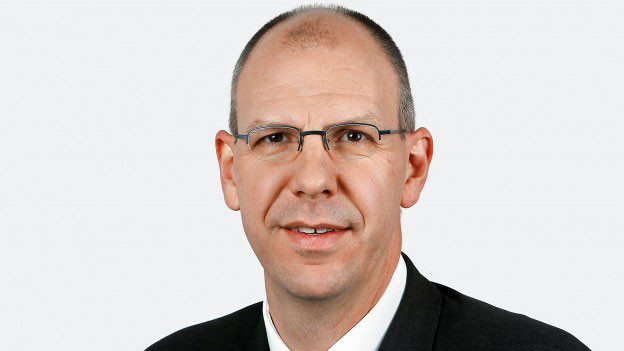 Charles Liebherr. Portraitbild.