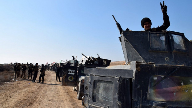 Irakische Soldaten