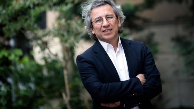 Can Dündar, der Chefredakteur der regierungskritischen Zeitung Cumhuriyet.