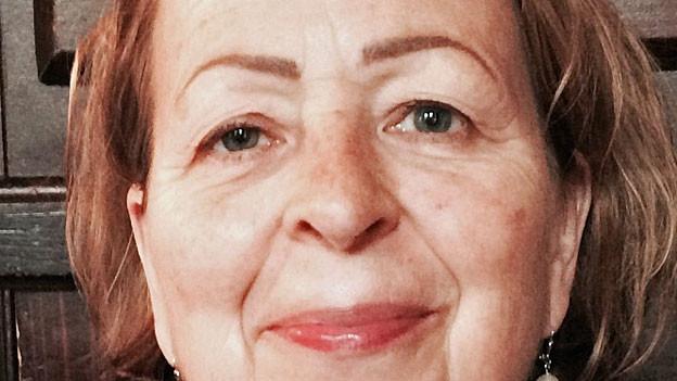 Elsbeth Gugger. Portraiitbild.