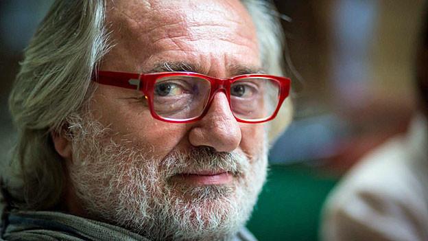 Giorgos Chondros. Portraitbild.