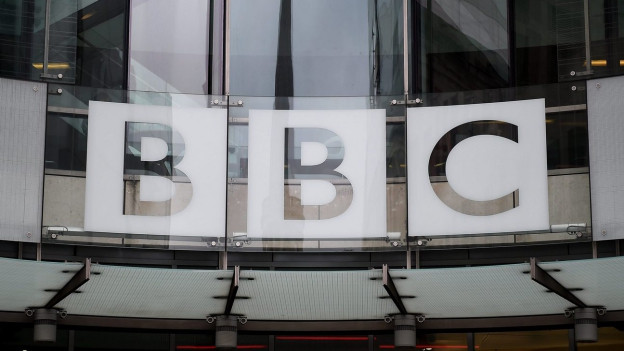 Der BBC-Hauptsitz in London