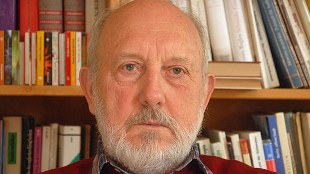 Gero Neugebauer. Portraitbild.
