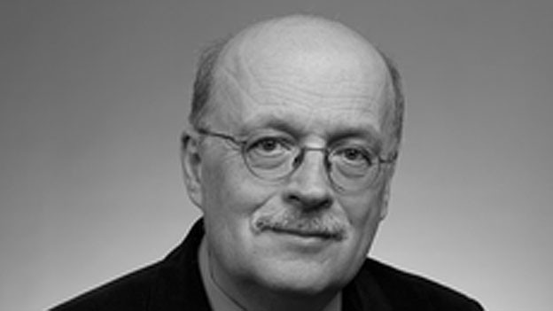 Joachim Krause. Portraitbild.