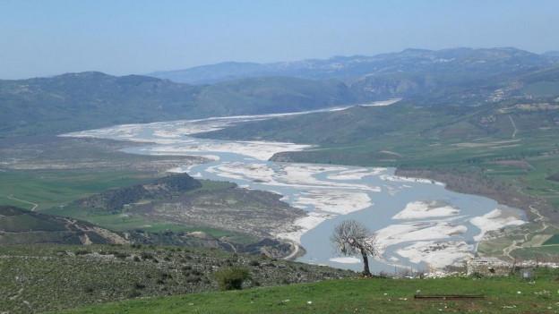 So frei ist der Fluss Vjosa