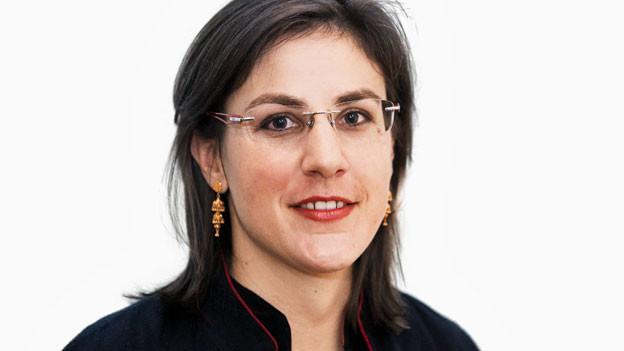 Karin Wenger, ehemalige Südasien-Korrespondentin SRF.