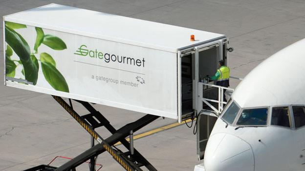 Die Chinesen übernehmen den angeschlagenen Schweizer Flugverpfleger Gategroup.