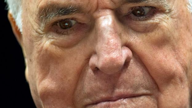 Der ehemalige Bundeskanzler auf einer Aufnahme aus dem Jahr 2014.