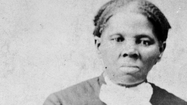 Historisches Porträtbild von Harriet Tubman