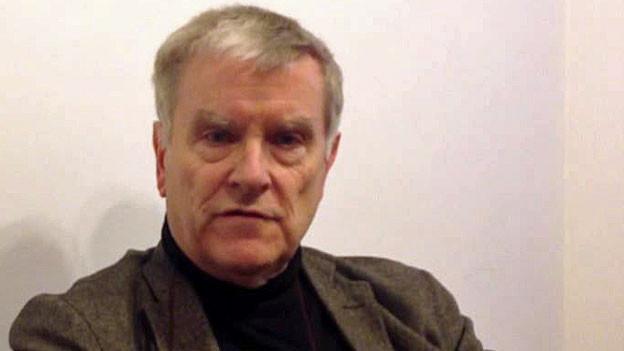 Anton Pelinka. Portraitbild.