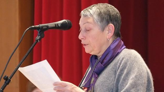 Die Autorin Ljudmila Ulitzkaja steht der Opposition im Land nahe.