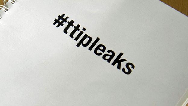 Die am Montag von Greenpeace veröffentlichen Dokumente.