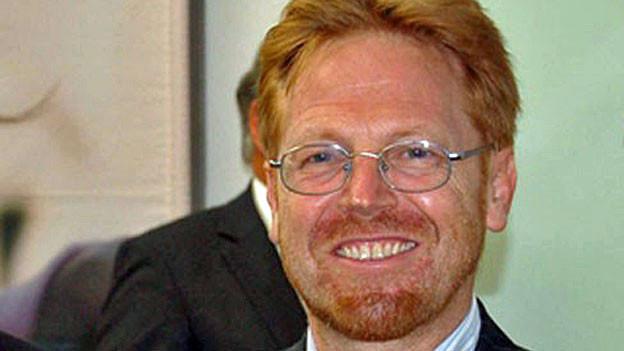Reinhard Baumgarten. Portraitbild.