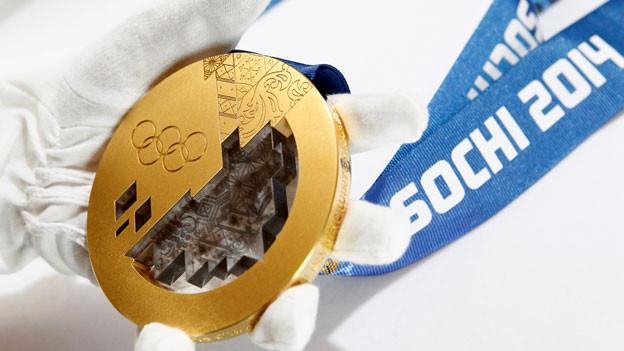 Das russische Team gewann in Sotschi 33 Medaillen; 15 von den Gewinnern seien gedopt gewesen.