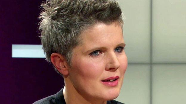 Svenja Flasspöhler, stv. Chefredaktorin Philosophie Magazin und Literaturkritikerin in der Sendung «Buchzeit» auf 3SAT.
