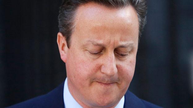 Premier David Cameron.