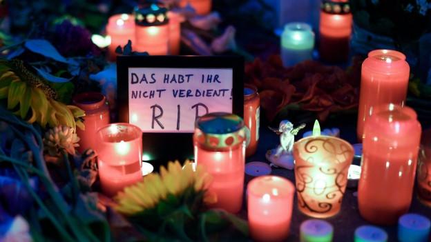 Kerzen in München