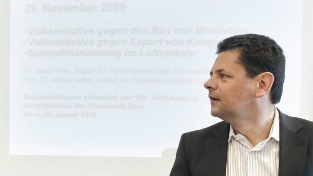 Politologe Adrian Vatter über den Linksrutsch im Aargau