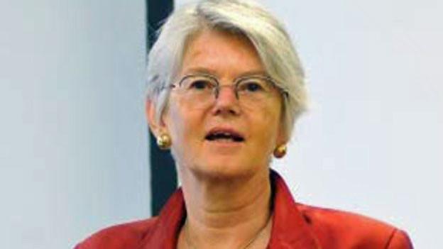 Eva Mennel, Unicef-Personalchefin.