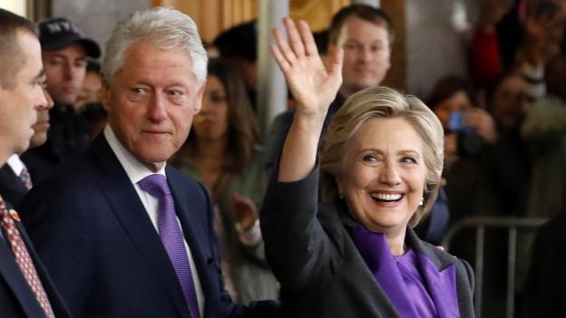 Godbye Hillary - Die Ära Clinton geht zu Ende