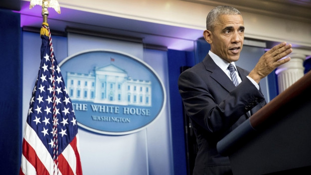 US-Präsident Barack Obama.