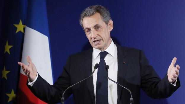 Grosse Niederlage für Nicolas Sarkozy