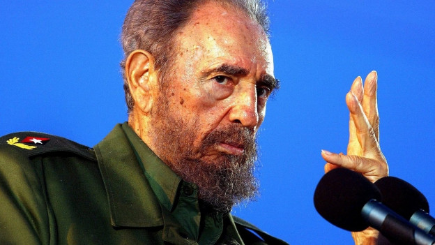 Fast 50 Jahre lang hielt sich der Revolutionsführer in Kuba an der Macht.