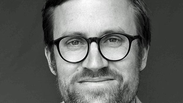 Philipp Felsch, Portraiitbild.