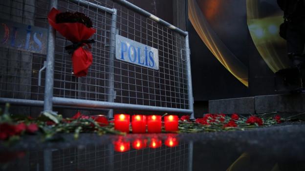 Die Türkei hat den mutmasslichen Attentäter der Silvesternacht gefasst.