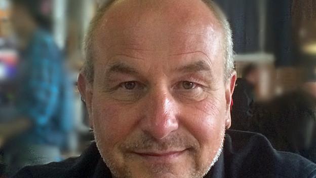 Michael Castritius. Portraitbild.